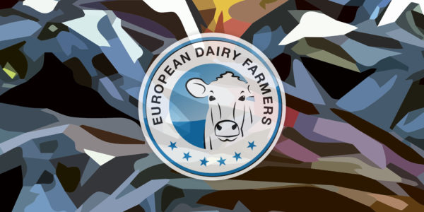 «Let's walk along the milky way together!» <br><small>Congreso European Dairy Farmers 2018</small>