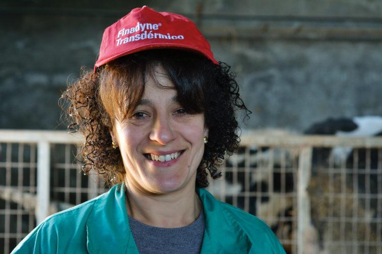 «El futuro del sector pasa por una mejora de las condiciones de trabajo» <br><small>María del Carmen Silva | Ganadería Tasil, Pontevedra</small>