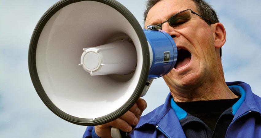 Vamos a contar verdades <br><small>Combatir la desinformación con comunicación y transparencia</small>