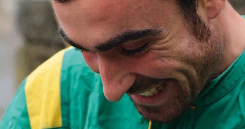 «Quiero luchar porque este sea mi futuro» <br><small>Yonatan Moure Romero   Ganadería Moure, Lugo</small>