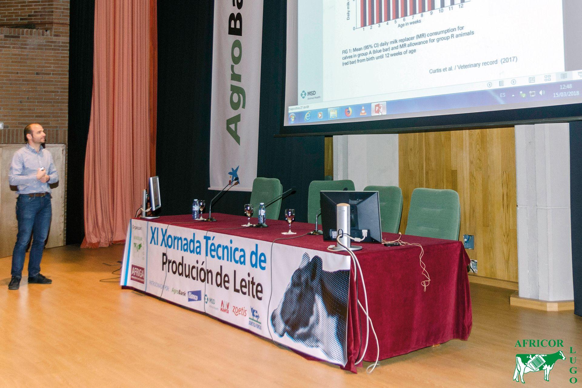 Revista AFRIGA — XI Jornada Técnica de Producción de Leche — AFRIGA | AFRICOR Lugo