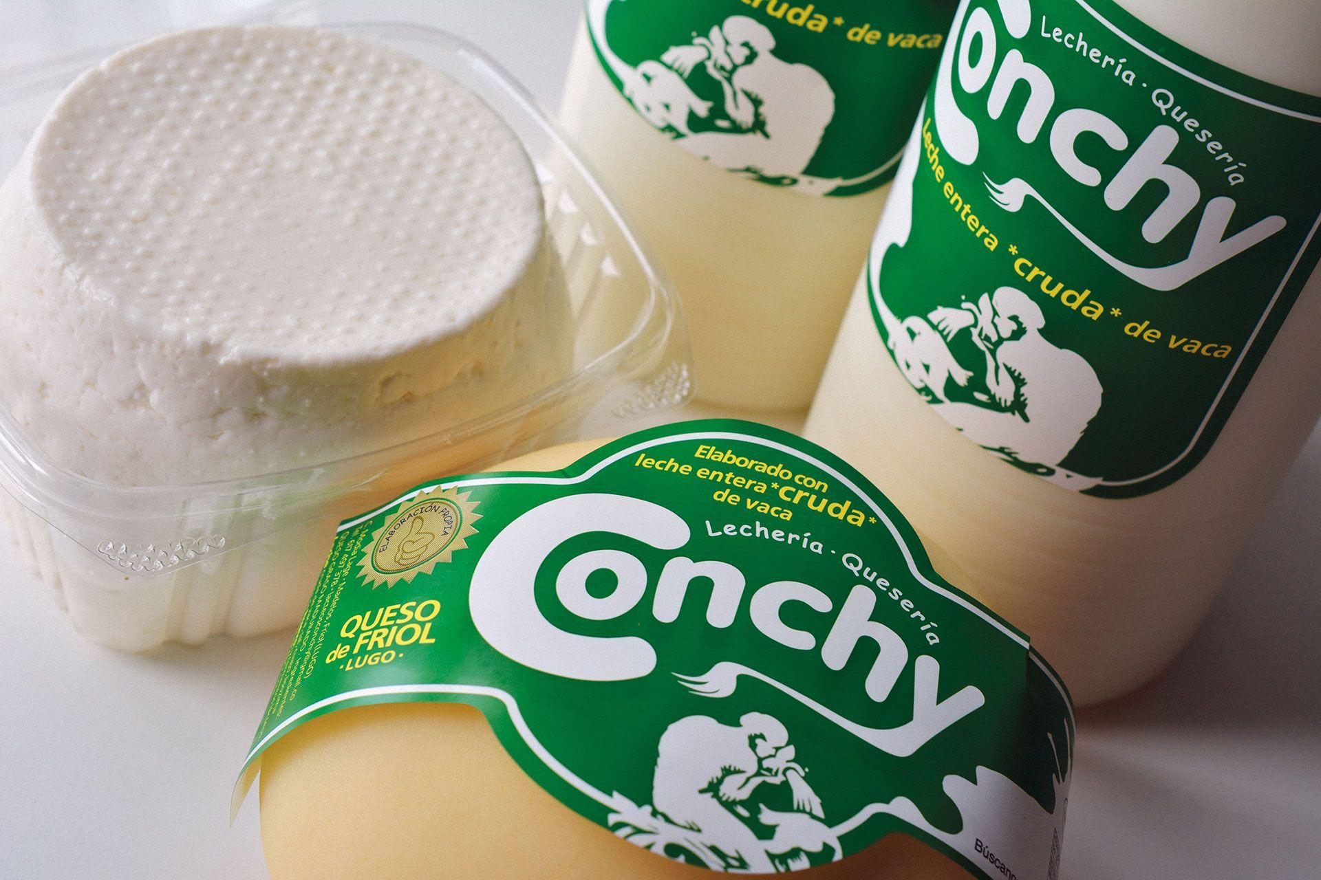 Revista AFRIGA — Ganaderías — Lácteos Conchy
