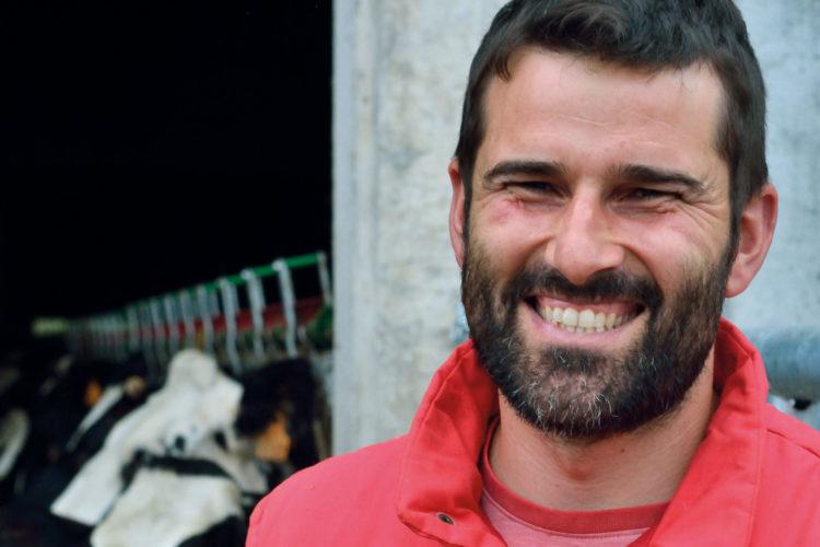 «Creo modestamente que abrimos el camino del pastoreo en Galicia» <br><small>Óscar Morado Corral | SAT Margá, Lugo</small>