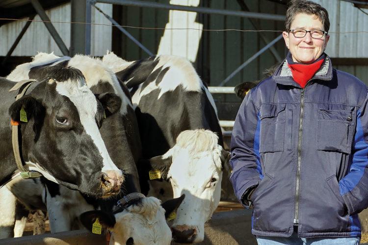 Ganadería láctea robusta y resiliente
