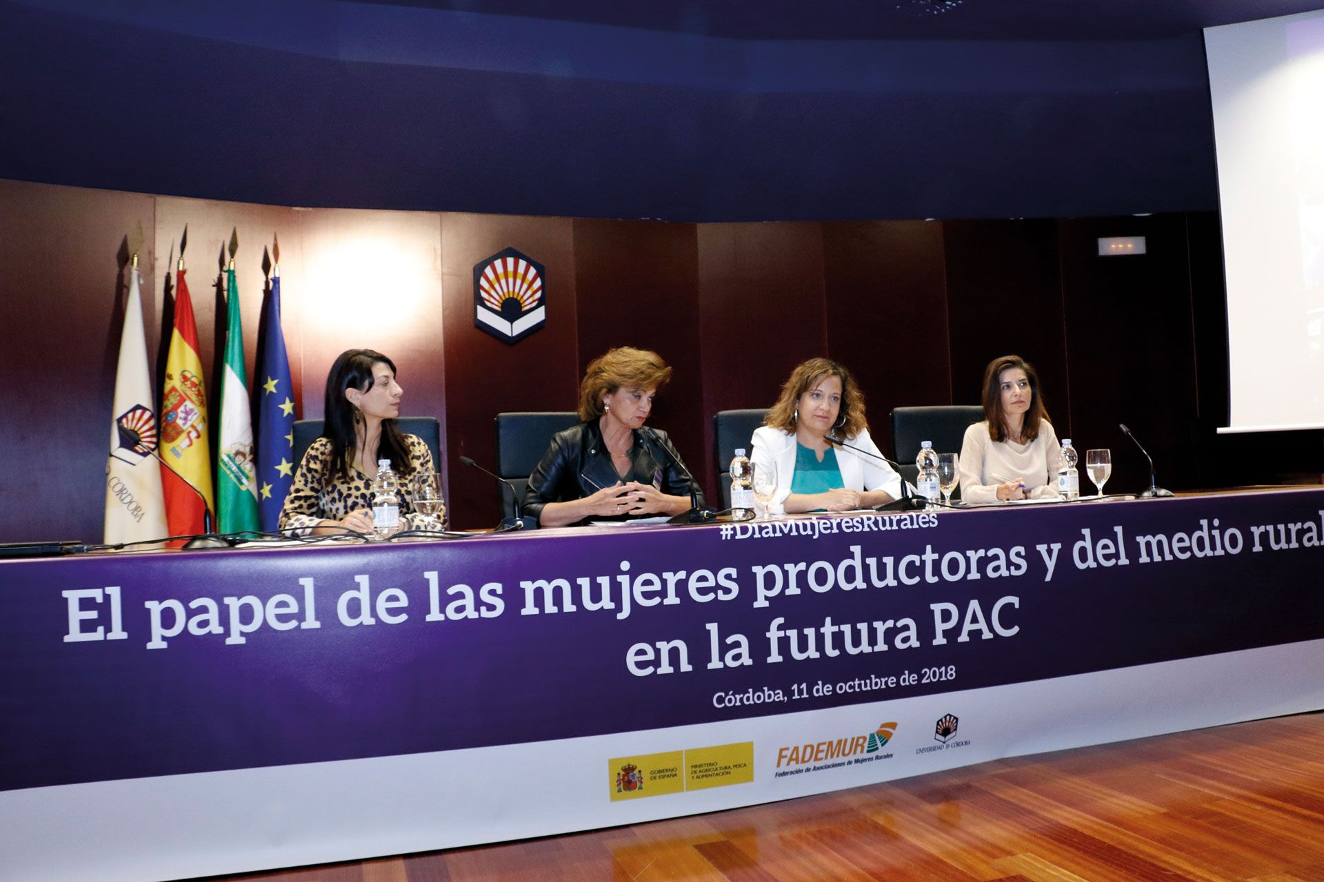 Revista AFRIGA — El papel de las mujeres productoras y del medio rural en la PAC