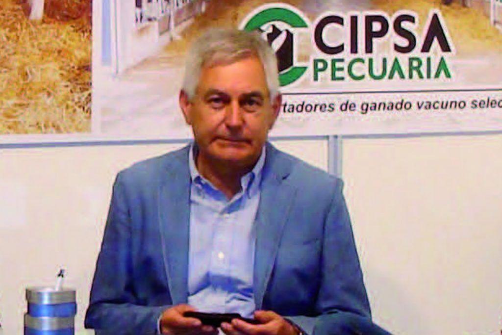 JOAQUIN DIEGO<br></noscript><small>Director-Gerente de Cipsa Pecuaria</small>
