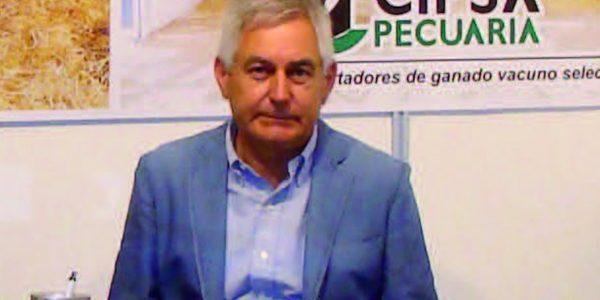 JOAQUIN DIEGO<br><small>Director-Gerente de Cipsa Pecuaria</small>