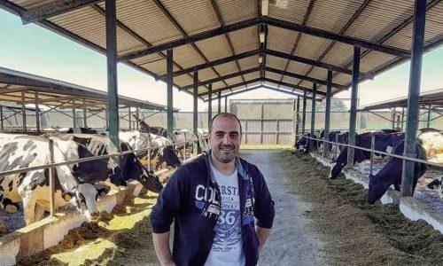 «Protagonistas del futuro» <br><small>Alberto Ferreiro Rivas – SAT PERVISA</small>