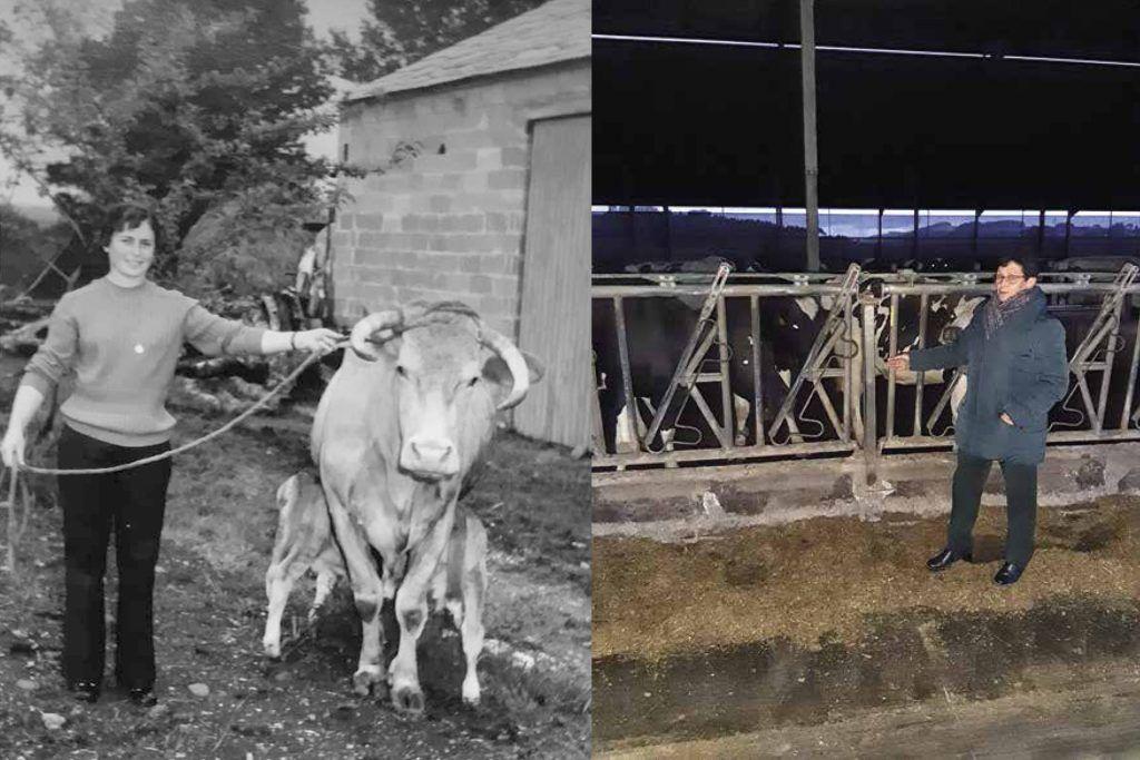 «Una vida dedicada a las vacas» <br></noscript><small>Ester Cabana Pérez</small>