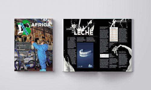AFRIGA #140 <br><small>Septiembre 2019 | Contenidos</small>