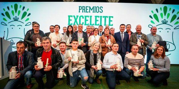EXCELEITE <br><small>A Xunta convoca a 4ª edición dos premios que valoran a excelencia da calidade hixiénico-sanitaria de produtores galegos de leite cru de vaca</small>