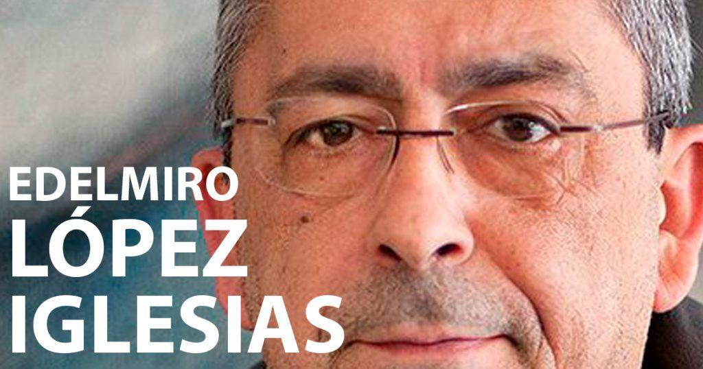 """Edelmiro Lopez Iglesias <br></noscript><small>""""A PAC aínda pode resultar positiva para os gandeiros galegos si as achegas se destinan aos profesionais que viven da granxa e non dos dereitos históricos""""</small>"""