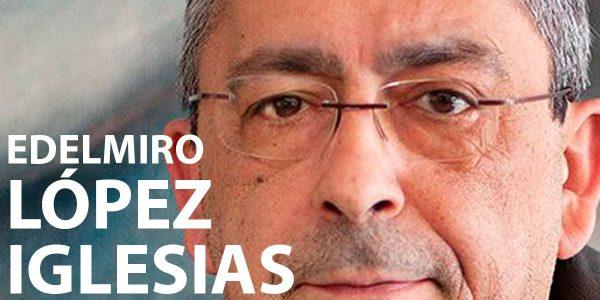"""Edelmiro Lopez Iglesias <br><small>""""A PAC aínda pode resultar positiva para os gandeiros galegos si as achegas se destinan aos profesionais que viven da granxa e non dos dereitos históricos""""</small>"""